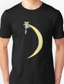 Moon Kitty Unisex T-Shirt