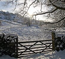 Wintertime in Kendal by DRWilliams