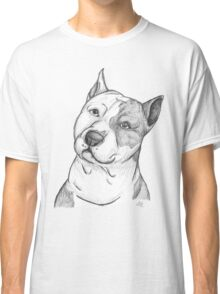 American Staffordshire Terrier Classic T-Shirt
