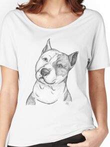 American Staffordshire Terrier Women's Relaxed Fit T-Shirt