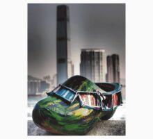 shoe art in Hong Kong by LoveDutchArtEbs