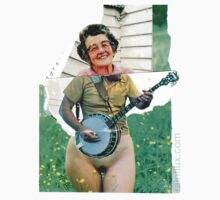 Granny Banjo by Chase  Wills