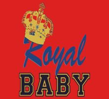 §♥Royal Crowned Baby Fantabulous Clothing & Stickers♥§ Kids Tee