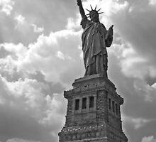 Light of Liberty by Matthias Keysermann