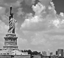 Patron of Liberty by Matthias Keysermann
