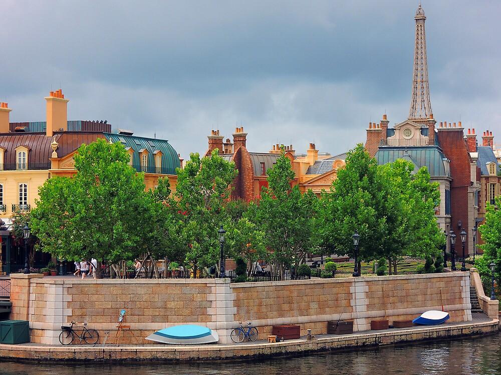 Bienvenue a la belle France  by John  Kapusta