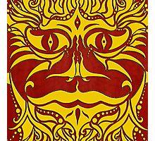 kundoroh golden dragon Photographic Print