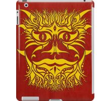kundoroh golden dragon iPad Case/Skin