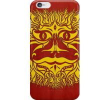 kundoroh golden dragon iPhone Case/Skin