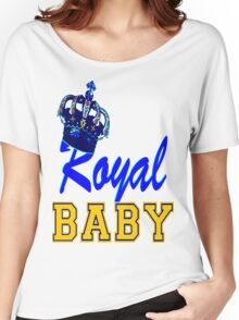 §♥Royal Crowned Baby Fantabulous Clothing & Stickers♥§ Women's Relaxed Fit T-Shirt