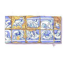 tiles II Photographic Print