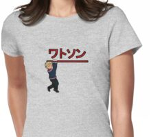 Watson ~ ワトソン Womens Fitted T-Shirt