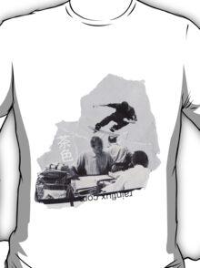 LoVe OveR a DEsK T-Shirt
