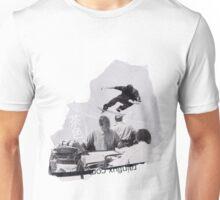LoVe OveR a DEsK Unisex T-Shirt