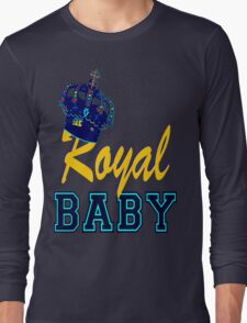 §♥Royal Crowned Baby Fantabulous Clothing & Stickers♥§ Long Sleeve T-Shirt