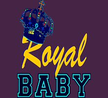 §♥Royal Crowned Baby Fantabulous Clothing & Stickers♥§ Womens Fitted T-Shirt