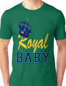 §♥Royal Crowned Baby Fantabulous Clothing & Stickers♥§ Unisex T-Shirt