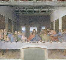 The Last Supper by Bridgeman Art Library