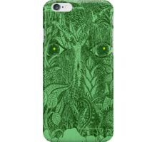 gaia green, spirit of nature iPhone Case/Skin