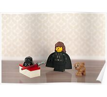 Home life of a Sith Lord Poster
