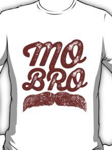 MOVEMBER – MO BRO T-Shirt