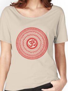 om mandala (liáliom) Women's Relaxed Fit T-Shirt