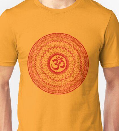 om mandala (liáliom) Unisex T-Shirt
