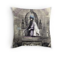 West invadig East Throw Pillow