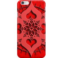 love, intimate (lianái) iPhone Case/Skin