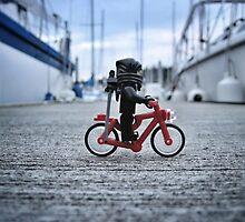 Training: bicycle by bricksailboat