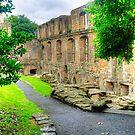 Dunfermline Palace by Tom Gomez
