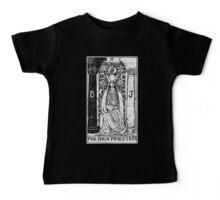 The High Priestess Tarot Card - Major Arcana - fortune telling - occult Baby Tee