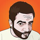 Jeremy Mckinnon Portrait by Adam Holland
