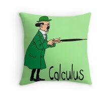 calculus Throw Pillow