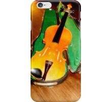 VIOLIN and TRUMPET iPhone Case/Skin