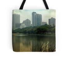 Hazy Milwaukee Tote Bag
