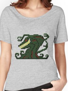 Godzilla Monsters - Biollante  Women's Relaxed Fit T-Shirt