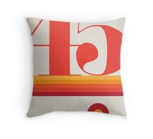 45rpm Throw Pillow