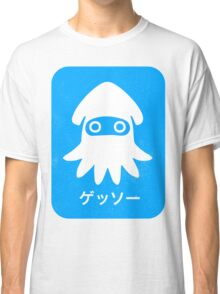 Blooper Blue Classic T-Shirt