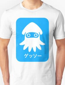Blooper Blue Unisex T-Shirt