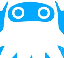 Blooper Blue Sticker