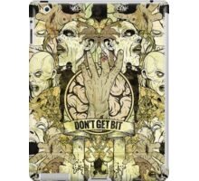 DON'T GET BIT (iPad case) iPad Case/Skin