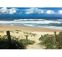 Park Beach Out-look - Coffs Harbour Photographic Print