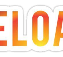 RELOAD! Sticker