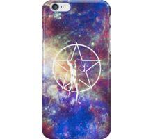 Rush starman nebula iPhone Case/Skin