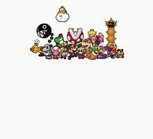 Paper Mario Party Mens V-Neck T-Shirt