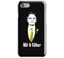 Not-A-Father (Ducky Tie Variant) iPhone Case/Skin