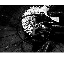 sprocken z wheel? Photographic Print