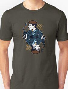 Capt Jack of Hearts T-Shirt