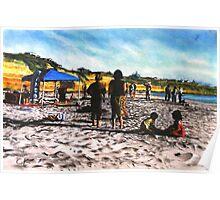 Tango Beach v.2 Poster
